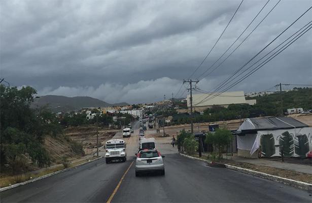 John se degrada a tormenta tropical; generará lluvias en Baja California Sur