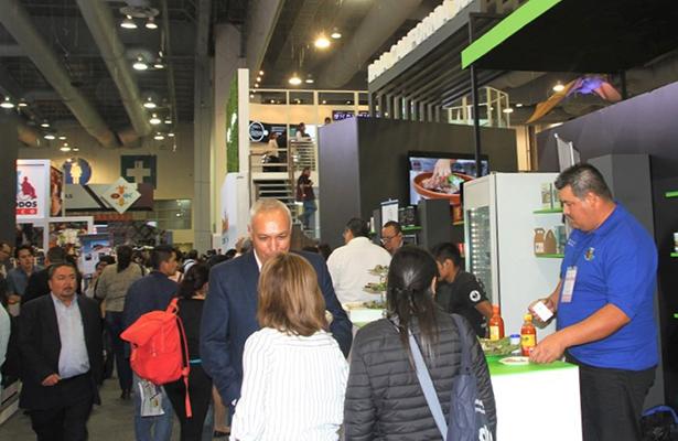 """Presente BCS en """"México Alimentaria Food Show"""""""
