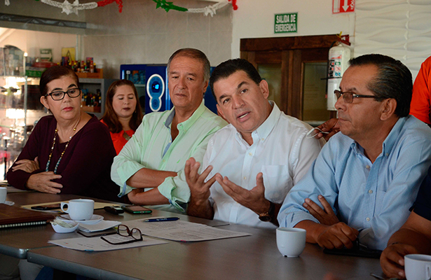 Que se consulte  la ANP Mar de Cortés: Muñoz