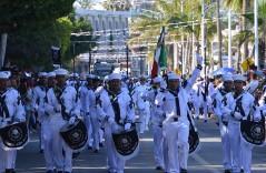 [Galería] Gran Desfile Cívico Militar en el malecón de La Paz