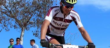 Cierran ciclistas preparación  para Olímpicos de la Juventud