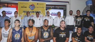 Guaycuras La Paz presenta su equipo