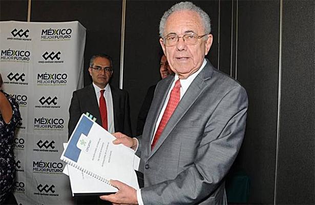 Haremos una cirugía mayor al AICM para resolver saturación aérea: Jiménez Espriú