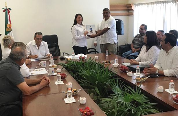 Invitan al  III informe de labores del Ayuntamiento de Loreto