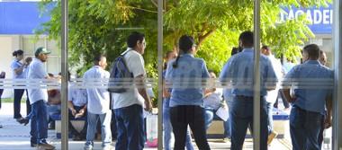 [Video] Realizan paro de brazos caídos en el Tecnológico de La Paz