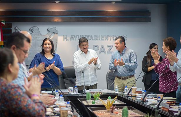 Recaudó en agosto el Ayuntamiento de La Paz más de 104 mdp