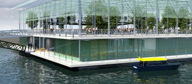 ¡Granjas sobre el mar! Desarrollo sustentable