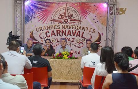 El comité que dirige Víctor Martínez de Escobar trabaja para lograr una fiesta completa y autosuficiente, evitando gastos innecesarios y desmedidos.  (José Luis Villafuerte)