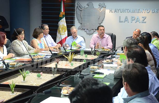 Presentan Estrategia ambiental para La Paz