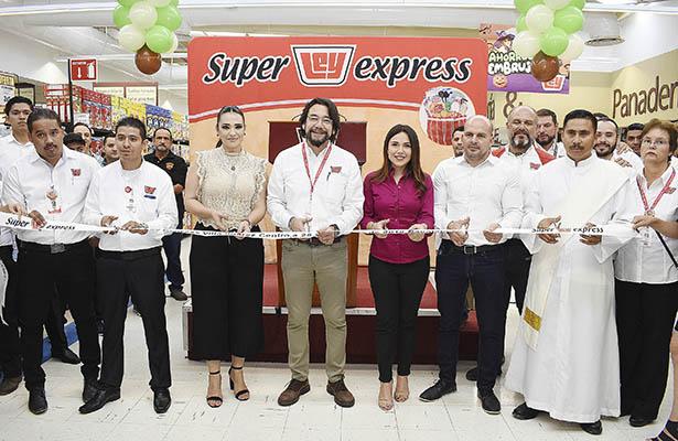 Abre Casa Ley nueva Super Ley Express en Villa Juárez