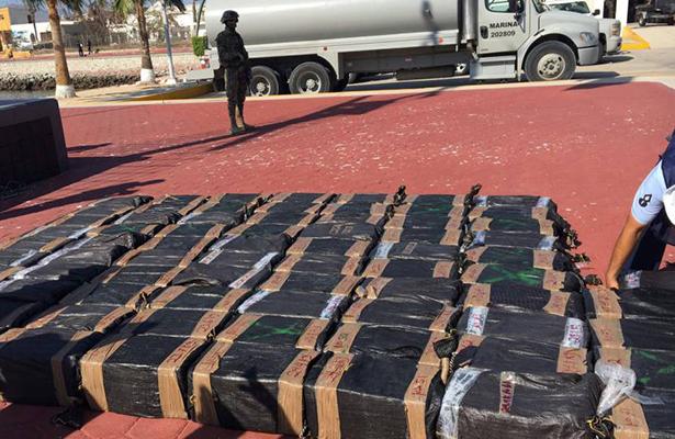 Fuerte golpe al narcotráfico en La Paz