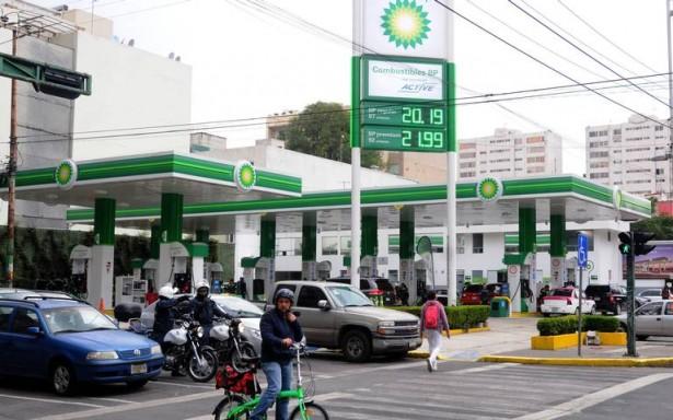 Gasolina Magna, por arriba de los 20 pesos