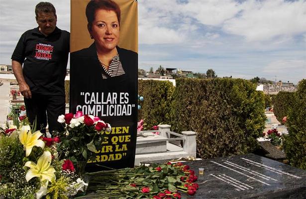 Pide PGR 70 años de cárcel para asesino de Miroslava Breach