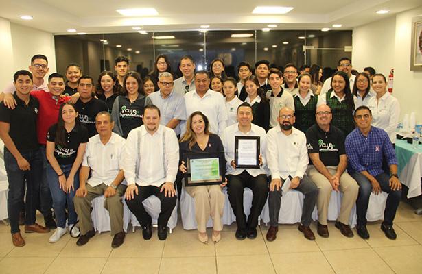 Reconocen a ganadores del Premio Nacional del Emprendedor 2018