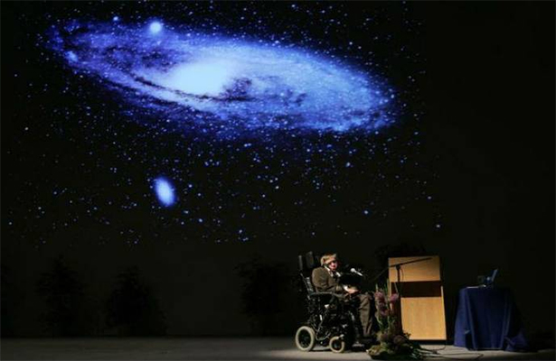 """[Video] """"Dios no existe"""", asegura Stephen Hawking en su último libro"""
