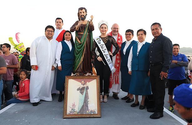 Saldo blanco en fiestas patronales de Los Cabos