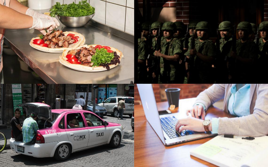 Estas son las profesiones con más riesgo a engordar