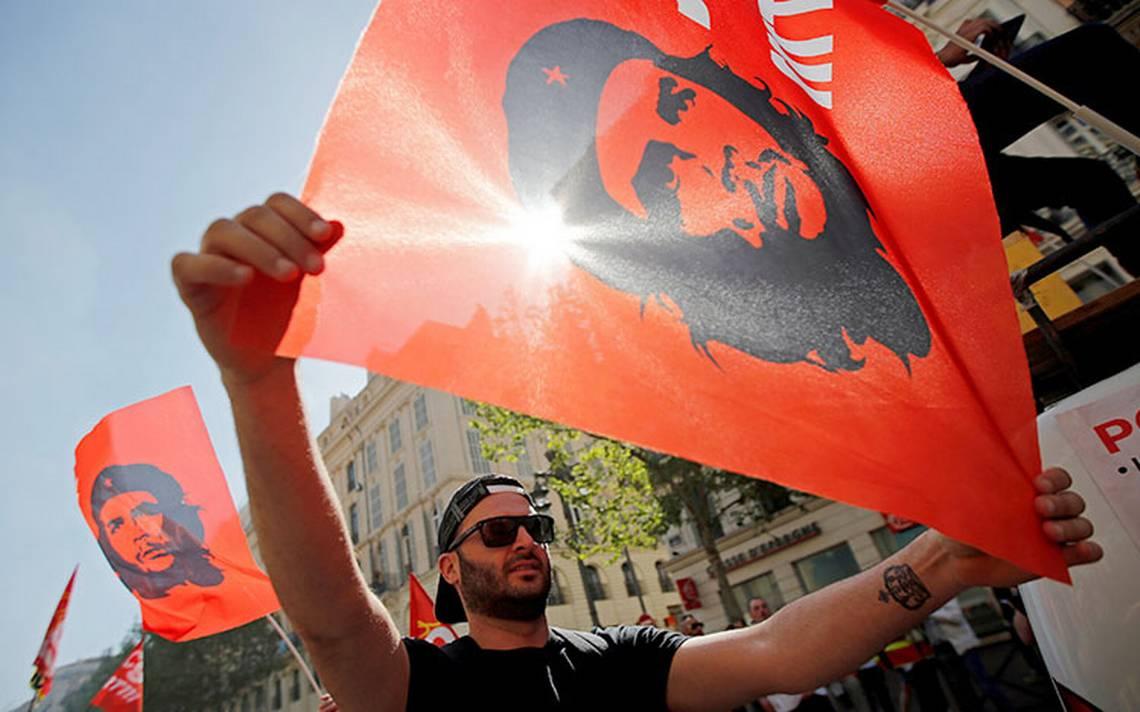 Símbolo universal: póster del Che Guevara cumple 50 años