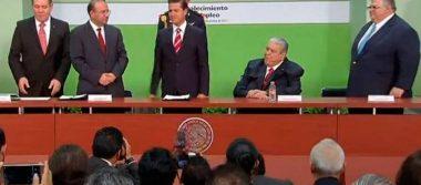 Aumento de $5 al salario mínimo no es un ajuste menor: Peña Nieto