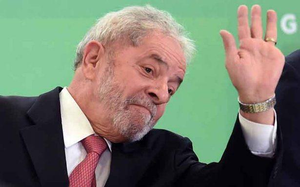 Juez emite orden de arresto para Lula da Silva