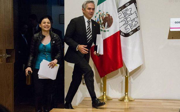 Presenta Mancera iniciativa sobre Fondo de Vivienda tras 19-S