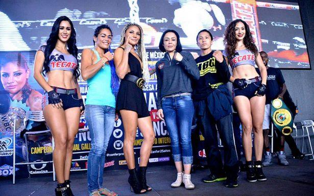 Mariana Juárez y Jackie Nava pronostican una revancha espectacular