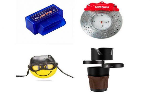 Personaliza tu carro con estos accesorios