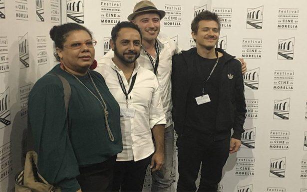 Graban película participante en el FICM con un iPhone 5