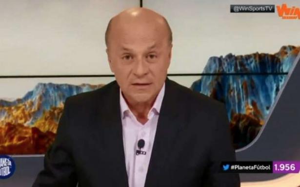 """Periodista colombiano llama """"mediocres"""" a jugadores mexicanos"""