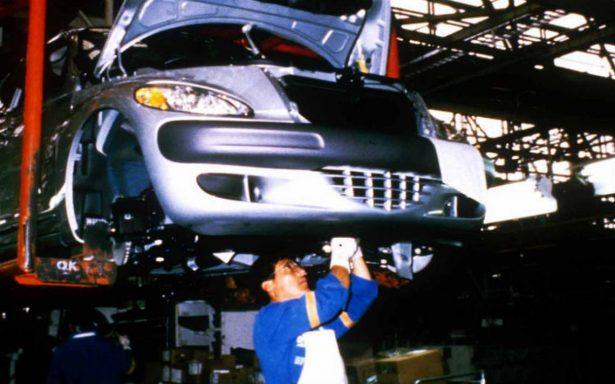 Producción de autos en México arranca el 2018 con cifras históricas