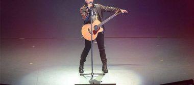 Luis Fonsi conquista a sus fans y se presenta con éxito en el Auditorio