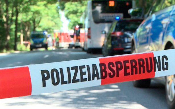 Ataque en un autobús deja nueve heridos en Alemania; hay un detenido