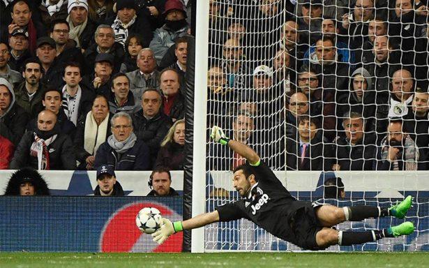¡Adiós, Gigi! Buffon se despide de la Champions de la forma más amarga