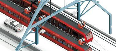 Proponen Ingenieros Civiles de la Ciudad de México un tren colgante
