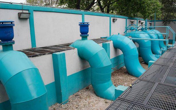 Investigan robo de válvulas que ha provocado desabasto de agua en CDMX