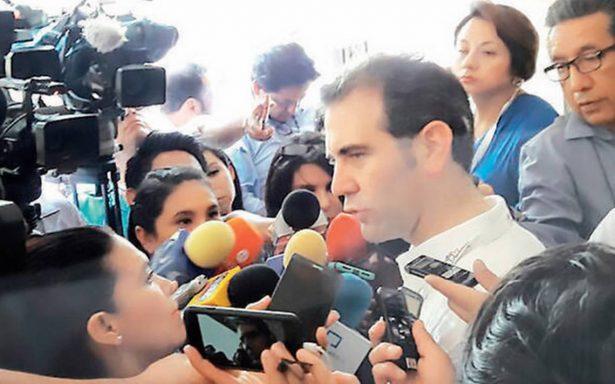 INE y Hacienda trazan un blindaje electoral