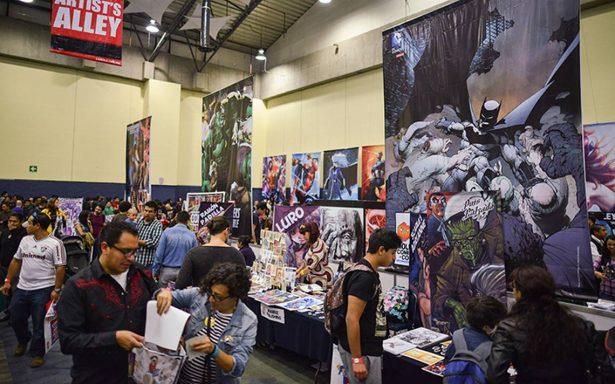¡Para los auténticos fans, inicia La Mole Comic Con!