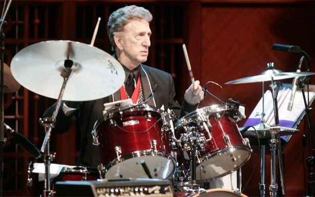 Muere D.J. Fontana, el legendario baterista de Elvis Presley