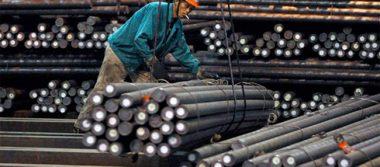 Baja la importación de acero chino durante 2017 en AL