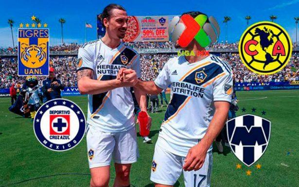 Tuve una oferta para llegar a la Liga MX: Ibrahimovic