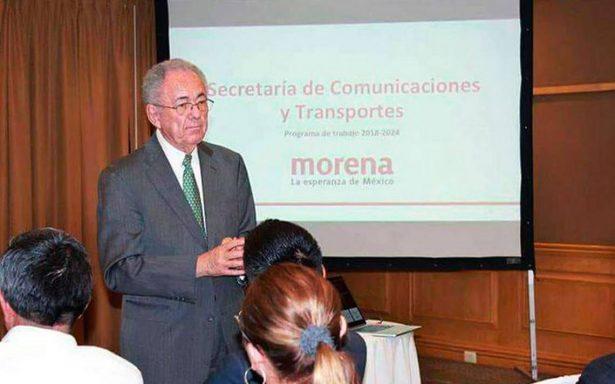 Jiménez Espriú: Meade miente por desesperación al relacionar Idesa con Odebrecht