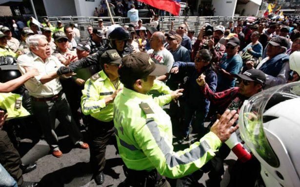 Correa va a proceso por secuestro del exlegislador Fernando Balda
