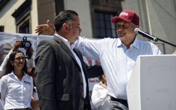 Santiago Nieto, extitular de la Fepade, se suma a AMLO