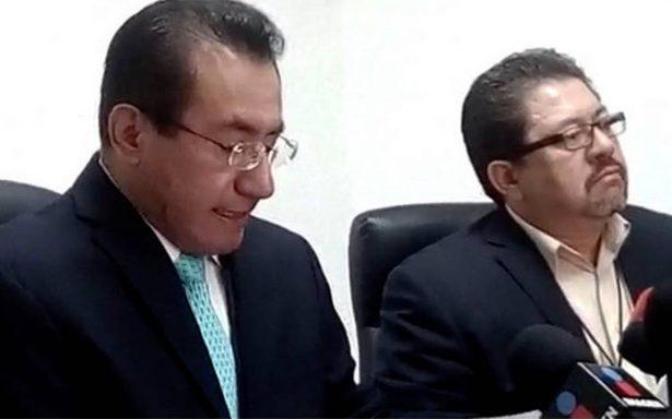 Fiscalía solicita ayuda internacional para buscar a rector de la UAEM