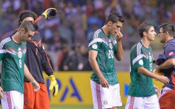 La noche amarga en la que EU salvó a México de la eliminación
