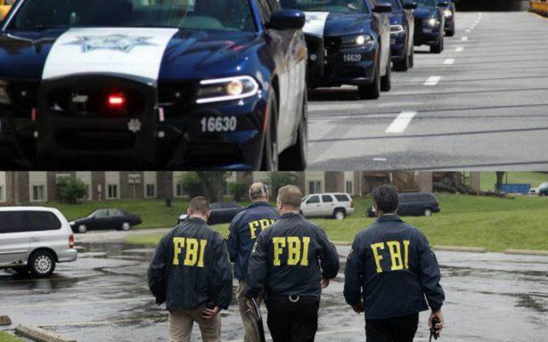 Policía Federal y FBI combatirán delitos de alto impacto