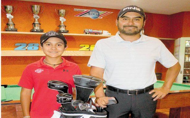 Mauricio Asbun anhela la PGA Tour