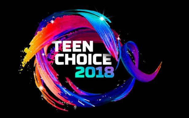 No te pierdas a los ganadores de los Teen Choice Awards 2018