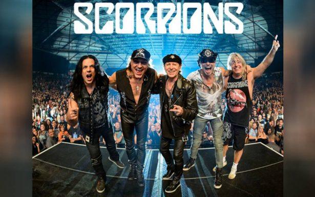Scorpions anuncia dos conciertos más en México
