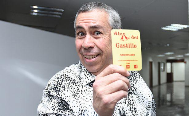 Sabaditos de comedia con Alex del Castillo